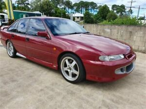 1994 Holden Commodore VR HSV SENATOR Red Automatic Sedan Capalaba Brisbane South East Preview