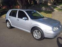 2003 Volkswagen Golf Hatchback Beacon Hill Manly Area Preview