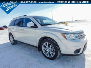 2017 Dodge Journey GT AWD | DVD | Bluetooth | Leather