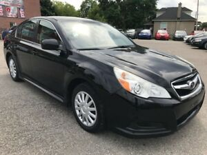 2010 Subaru Legacy 2.5i/4WD/ONE OWNER/NO ACCIDENT/SAFETY/WARRANT