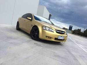 2007 Holden Berlina - auto - new timing chain - with rego & rwc Footscray Maribyrnong Area Preview