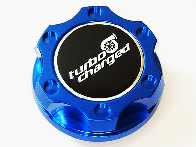 FITS DODGE VIPER RT SRT RAM SRT10 TURBOCHARGED HEMI BILLET ENGINE OIL CAP BLUE