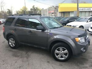 2011 Ford Escape XLT/AWD/V6/PWR ROOF/LOADED/ALLOYS