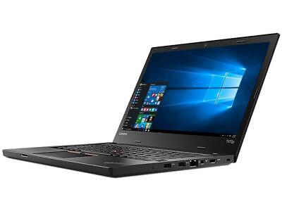 "Lenovo T470P 14.0"" Grade A Laptop Intel Core i7 7th Gen 7820HQ (2.90 GHz) 16 GB"