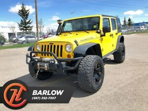2009 Jeep WRANGLER UNLIMITED Rubicon / Synergy Springs Bilstein