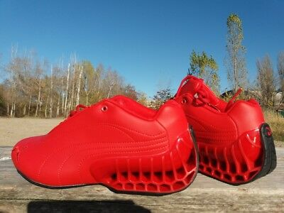 Красные мужские кроссовки Puma GT. яркие, стильные 8 U.S 40 eur Распродажа!!!