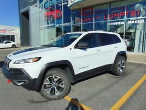 2016 Jeep Cherokee Trailhawk 4X4 V6 TOIT PANORAMIQUE