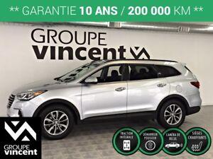2018 Hyundai Santa Fe XL XL PREMIUM AWD **GARANTIE 10 ANS**