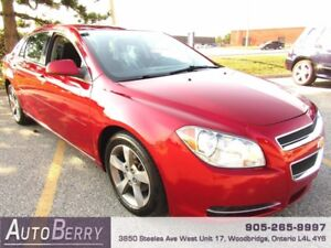 2012 Chevrolet Malibu 1LT**ACCIDENT FREE CERTIFIED ONE OWNER**