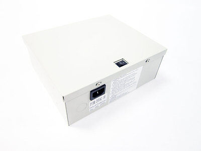 - PIDB-24VAC-18 CCTV SECURITY CAMERA POWER SUPPLY DISTRIBUTION BOX
