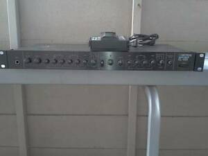 1980's BOSS GL100 PREAMP 1RU with BOSS FS5L footswitch Newcastle Newcastle Area Preview