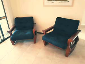 VINTAGE solid timber chairs Palm Beach Gold Coast South Preview