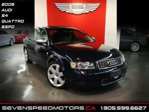 2005 Audi S4 S4 QUATTRO | 6SPD | SERVICE RECORDS | BEST DEAL IN