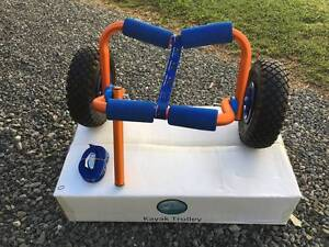 Kayak or Canoe Trolley brand new in box never used Morisset Lake Macquarie Area Preview