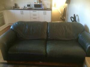 2.5 seater and 1 seater lounge Glebe Inner Sydney Preview