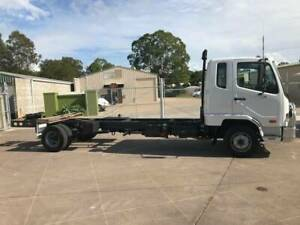 Fuso Fighter 1024 Fuso FK6 Cab/Chassis Cab chassis Tinana Fraser Coast Preview