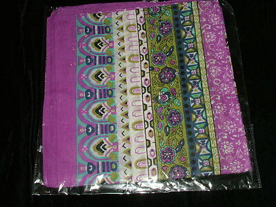Scarf Neck Scarf Arabescato Cotton Ethnic India cm 100X100 19