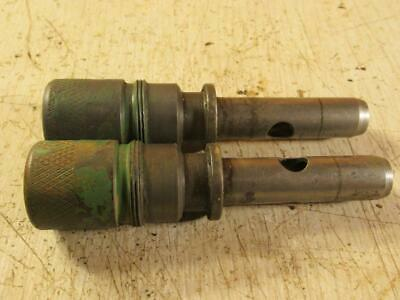 John Deere Power Trol Hydraulic Plugs Aka Dummy Aa4981r A B G 50 60 70