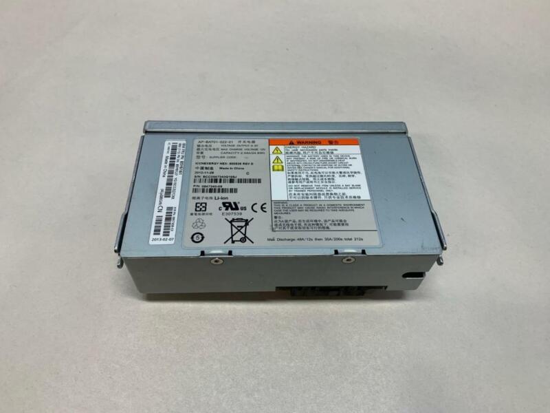 IBM STORWIZE V7000 BATTERY BACKUP UNIT 85Y6161 85Y6127 AP-BAT01-022-01 2076
