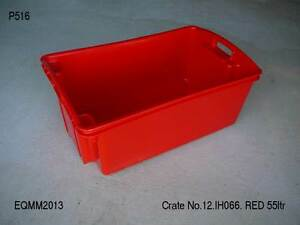PLASTIC CRATES / TUBS NALLY POLYPROPELENE HEAVY DUTY. Pitt Town Hawkesbury Area Preview