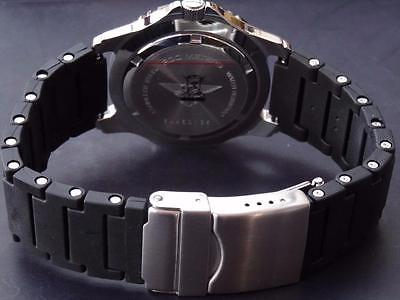 (QUALITY TOUGH PU PLASTIC STRAP BAND WITH REMOVABLE LINKS TO FIT TAG HEUER CUSTOM)