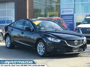 2016 Mazda 6 GS NEW ARRIVAL! GS W/LUXURY PKG FWD! NO ACCIDENTS!