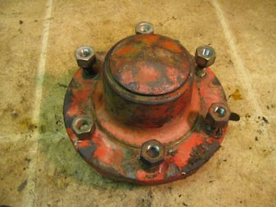 Ford 851 Powermaster Diesel Tractor 800 Wheel Hub Heavy Duty Front Axle Only