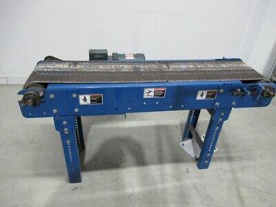 Md5b12603737 - Blue Belt Conveyor Wmotor Wattsaver V208-230used Tested