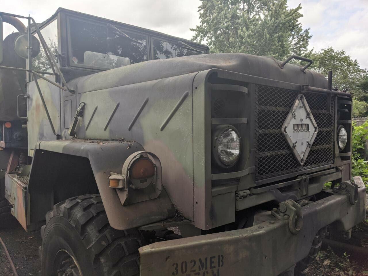 1991 M923A2 Military Cargo Truck BMY Clean truck! ! 6X6...TURBO!!
