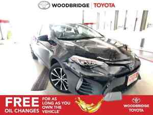 2018 Toyota Corolla SE|UPGRADE|ALLOYS|SAFETY-SEN|VERY-CLEAN|LIKE