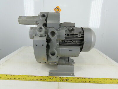 Siemens Nashelmo D-97615 Bad Neustadt Regenerative Blower 220-275380480v 60hz