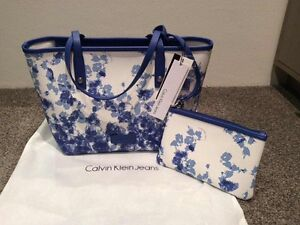 Calvin Klein bag and pouch Beverly Hills Hurstville Area Preview