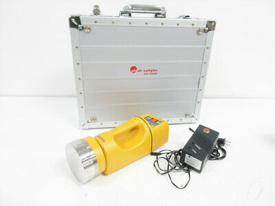 Pbi International Sas Super 180l Microbial Air Sampler Hard Case 180 L