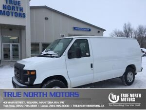 2010 Ford E-250 Commercial LOW LOW KMS