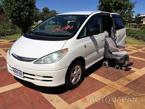 Tarago / Estima - WHEEL CHAIR  EQUIPPED - 7 Seater Kenwick Gosnells Area Preview