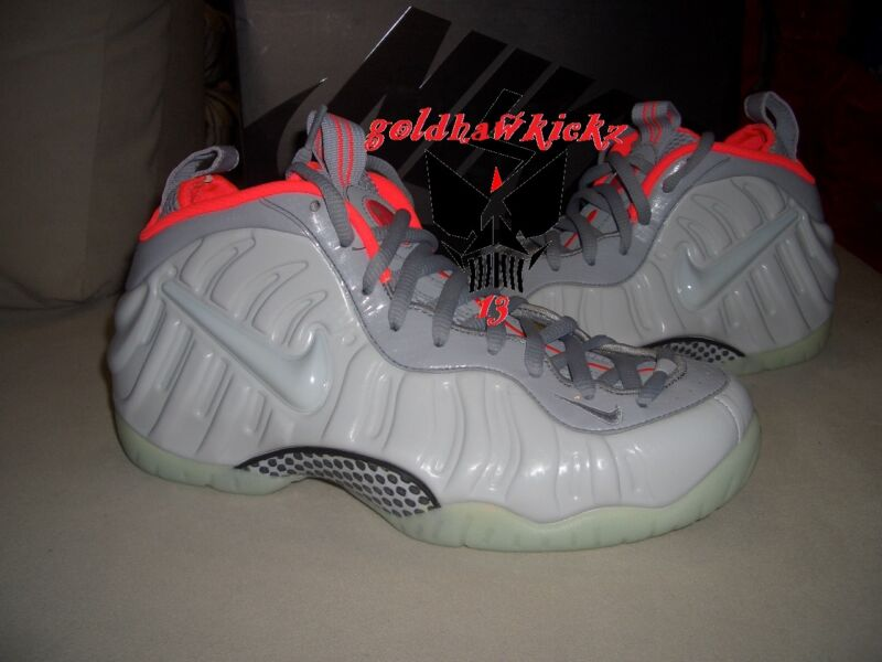 fcc73fc49be Nike Air Foamposite PRO PRM Yeezy Pure Platinum Wolf Grey 616750-003 penny