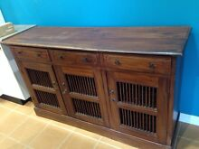 Balinese Style Side Board/ Buffet East Kurrajong Hawkesbury Area Preview