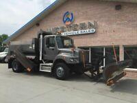 2010 Freightliner M2 Plow Truck Snow Plow Dump