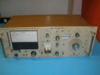Rfl Radio Frequency Labs 5950a Crystal Impedance Meter