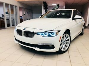 2017 BMW 3 Series 320i XDRIVE TOIT OUVRANT CUIR