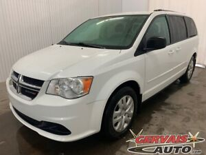 2017 Dodge Grand Caravan SXT Stow N Go 7 Passagers