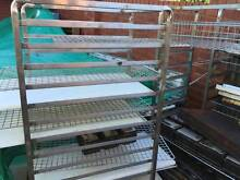 Bakery equipment, trolleys, spiral mixer, trays, bread tins, more Sandy Bay Hobart City Preview