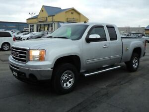 2012 GMC Sierra 1500 SL ExtCab 4X4 4.8L 6ft Box NEVADA EDITION