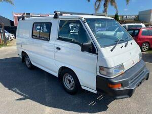 2012 Mitsubishi Express CAMPERVAN Camper White 5 Speed Manual Van
