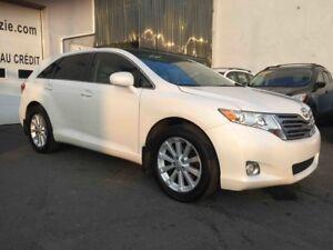 2011 Toyota Venza AWD - AUT.- CUIR - TOIT-AWD-ETAT-COMME NEUF- *
