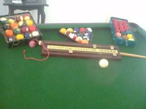 pool table Logan Village Logan Area Preview