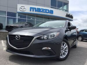 2016 Mazda Mazda3 GS | SIÈGES CHAUFFANTS | CAMÉRA