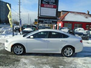 2015 Chrysler 200 LIMITED / PERFECT FOR UBER / LOADED / CLEAN /