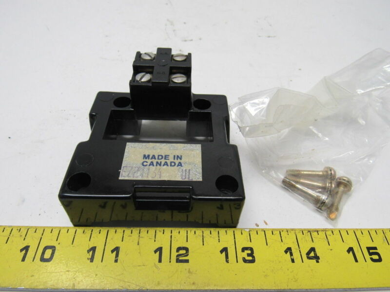A-B Allen Bradley Z-21134 Series K Size 1-2 Contactor Coil Cover