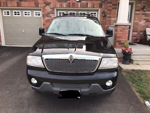 Lincoln Aviators 2004 SUV 7 Seater Emissions and Safety